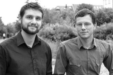 Ronny Krutzsch und Christian Haendel
