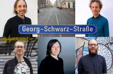 Team Magistralenmanagement Georg-Schwarz-Straße
