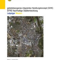 gebietsbezogenes integriertes Handlungskonzept (GIHK) EFRE Nachhaltige Stadtentwicklung