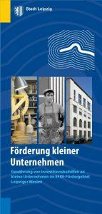 Info-Faltblatt KU-Förderung