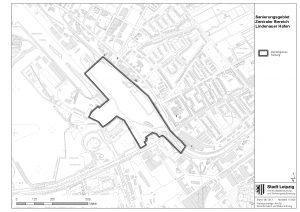 Plan Lindenauer Hafen