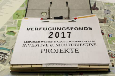 Verfügungsfonds 2017