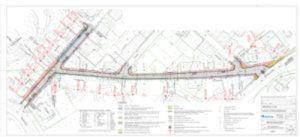 Lageplan Felsenkellerstraße