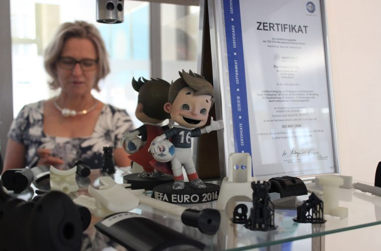3D Druck aus Leipzig, Rapidobject