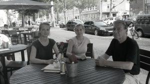 Interview mit den Künstlerinnen Anne S. Luisenbach, Axel Bertram und Annekatrin Brandl