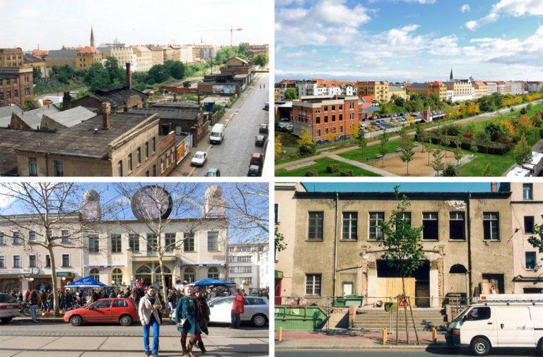 städtebauliche Sanierung im Leipziger Westen