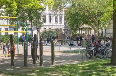 Informationsveranstaltung zur Sanierung des Karl-Heine-Platzes
