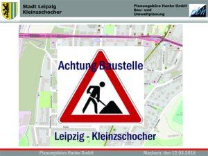 Präsentation Straßenerneuerungen