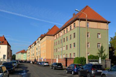 Schaufensterausstellung Johannes Koppe und der Leipziger Westen