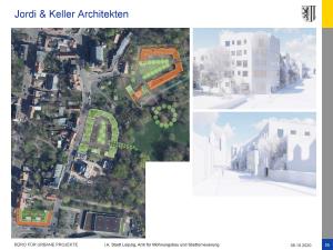 Jordi Keller Architekten (3. Rang)