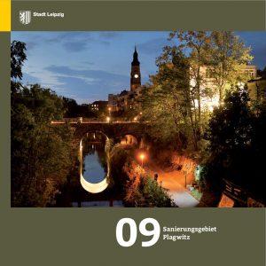 Broschüre Sanierungsgebiet Plagwitz