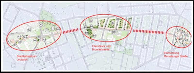 Planung Aufwertung Georg-Schwarz-Straße