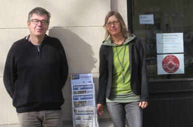 Team des Stadtumbaumanagements Leipziger Westen