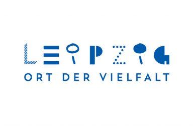 Logo Leipzig - Ort der Vielfalt